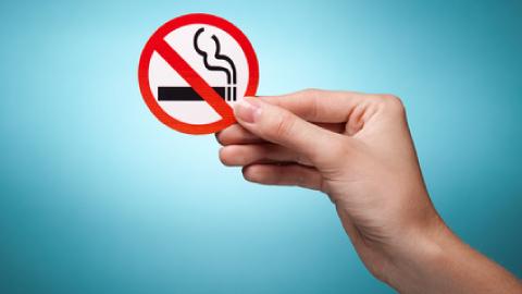 Interdiction de fumer au travail