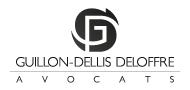 Cabinet Avocats Guillon-Dellis Deloffre