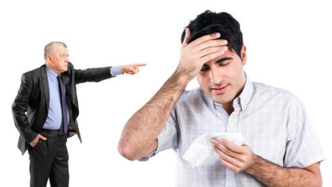 Licenciement d'un salarié malade, attention discrimination