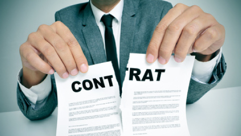 Prise d'acte de la rupture du contrat de travail