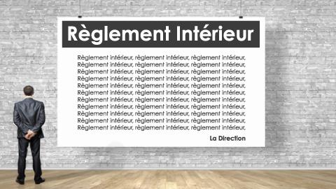 Règlement intérieur, contenu et clauses interdites