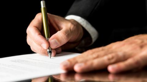 Délégués du personnel – Document à remettre